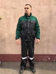 Спецодежда - Костюмы рабочие летние  с пк и брюками от производителя прод